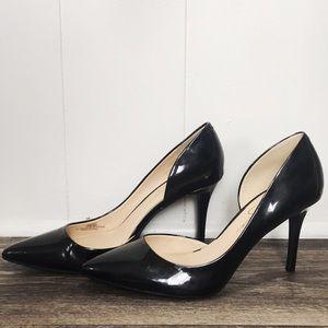 Jessica Simpson Patent Leather Libby Stiletto 10M